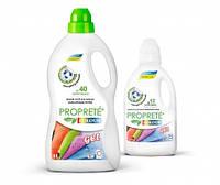 Жидкое средство для стирки Proprete Colour gel, 1 л
