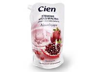 Жидкое крем-мыло с ароматом граната Cien Granat 1000 мл.(запаска)
