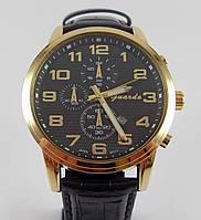 Часы наручные Guardo 009099-A золото с черным
