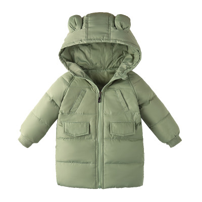 Курточки с ушками для деток
