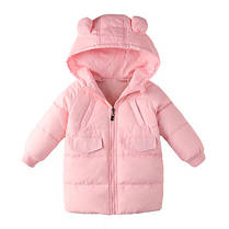 Курточки с ушками для деток, фото 3