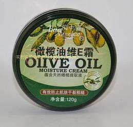 Зволожуючий крем для рук з олією Оливи і вітаміну Е (Olive Oil Cream)