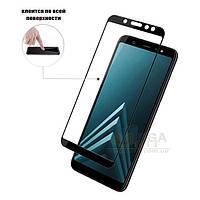 Full Glue защитное стекло для Samsung Galaxy A6-2018 A600 (клеится вся поверхность)