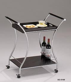 Сервировочный столик со съемным подносом, SC-5100