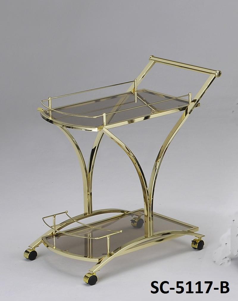 Сервировочный столик SC-5117-B