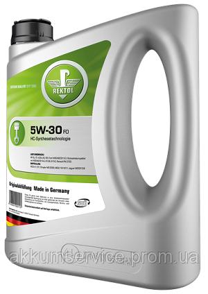Моторное масло REKTOL 5W-30FO (5L)