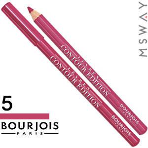 Bourjois - Карандаш для губ Levres Contour Edition - 05 berry much, фото 2