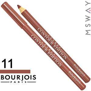 Bourjois - Карандаш для губ Levres Contour Edition - 11 funky brown, фото 2