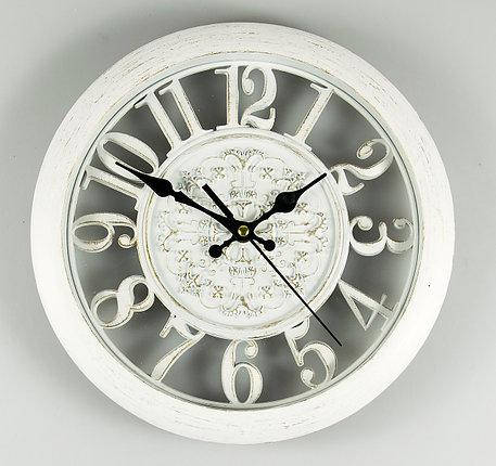 Часы 28 см (068A/white), фото 2