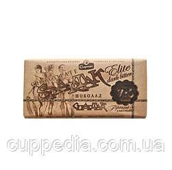Черный шоколад Спартак 72% какао
