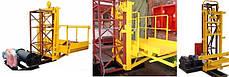 Высота подъёма Н-93 метров. Мачтовые грузовые подъёмники для строительных работ  ПМГ г/п 1000кг, 1 тонна., фото 3