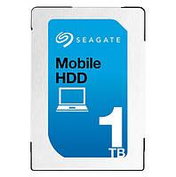 "Жесткий диск для ноутбука 1 Тб Seagate Mobile HDD 2.5"", SATA 3, 128Mb, 5400 rpm (ST1000LM035), накопитель винчестер HDD 2.5"" 1 Tb"