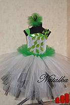 """Карнавальна сукня з фатину """"БЕРІЗКА"""", фото 3"""