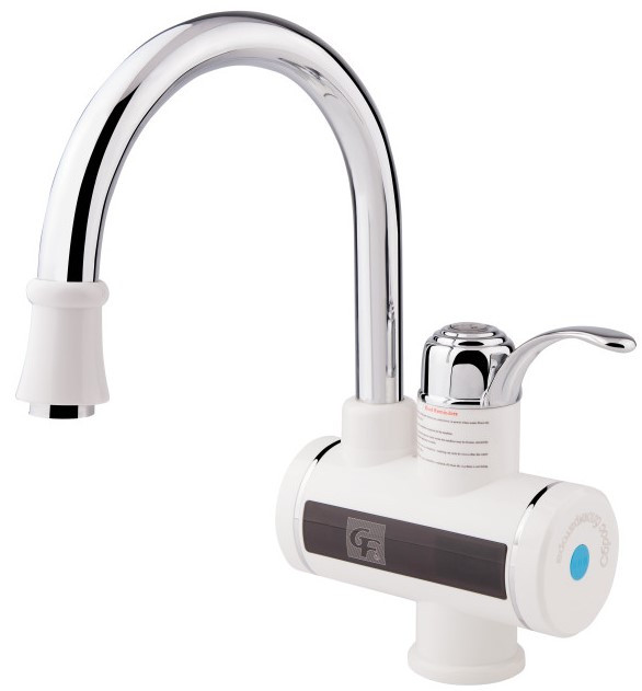 Проточный водонагреватель кран GF Italy (WCR)/E- 40-120
