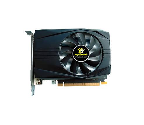 Видеокарта GeForce GTX1050Ti, Manli, 4Gb DDR5, 128-bit, DVI/HDMI/DP, 1430/7008 MHz (M-NGTX1050TI/5RDHDP-F370G), фото 2