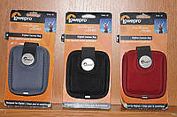 Сумка - чехол Lowepro Slider 30 Black, Red, Gray