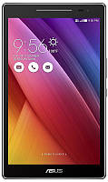 "Планшетный ПК Asus ZenPad Z380KNL 16Gb 4G Dark Gray (Z380KNL-6A028A); 8"" (1280x800) IPS / Qualcomm Snapdragon 410 / ОЗУ 1 ГБ / 16 ГБ встроенной +"