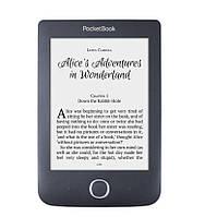 "Электронная книга PocketBook Basic 3 (614) Black (PB614-2-E-CIS); 6"" (800х600) E Ink Carta, 166 dpi, ОЗУ 256 МБ, 8 ГБ встроенная + microSD до 32 ГБ,"