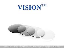 Лінза хамелеон VISION PHOTOCHROMIC (Корея) 1,56 HMC+EMI+UV400
