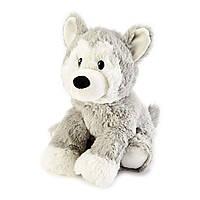 Мягкая игрушка-грелка Warmies Хаски /war - 682667