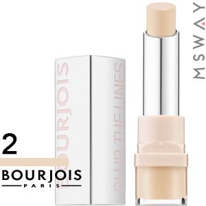 Bourjois - Корректор маскирующий Concealer Stick карандаш Тон 02 beige