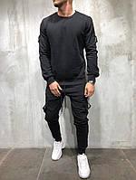 Спортивный мужской костюм  27578, фото 1