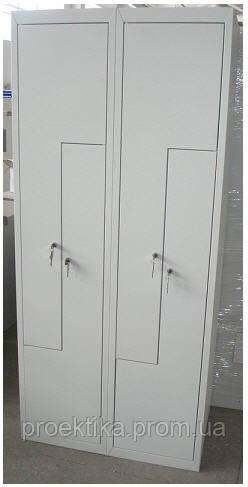 Одежный шкаф ШОМ-Г-2