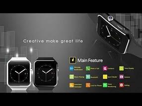Умные часы Smart Watch X6, фото 3