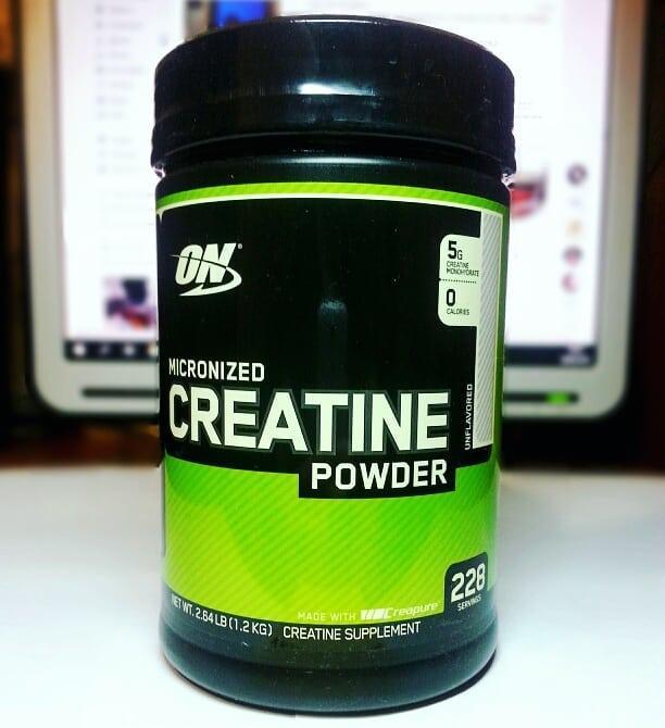 Creatine Powder Optimum Nutrition – Обзор