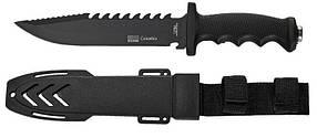 Нож АРМЕЙСКИЙ охотничий тактический Columbia USA Спецназ 1278a +пластиковый чехол