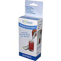Vitaminder, Fit & Fresh, компактный миксер для напитков
