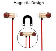 Беспроводные наушники спорт M5, фото 3
