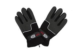 """Перчатки """"REIS"""" ветрозащитные на липучке , фото 2"""