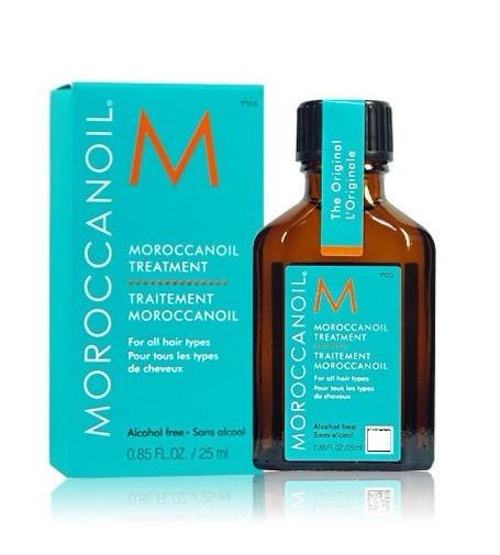 oil treatment moroccanoil