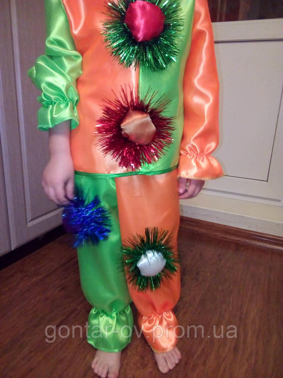 Карнавальный костюм Скомороха