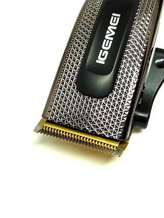 Профессиональная машинка Gemei GM-837 , фото 2