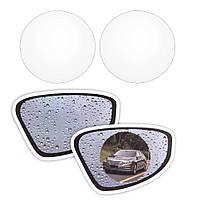Антидождь пленка для автомобиля на боковое зеркало заднего вида, фото 1