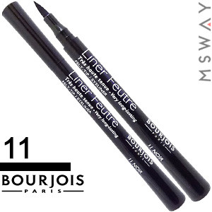 Bourjois - Подводка для глаз фломастер Liner Feutre 24h Тон 11 noir
