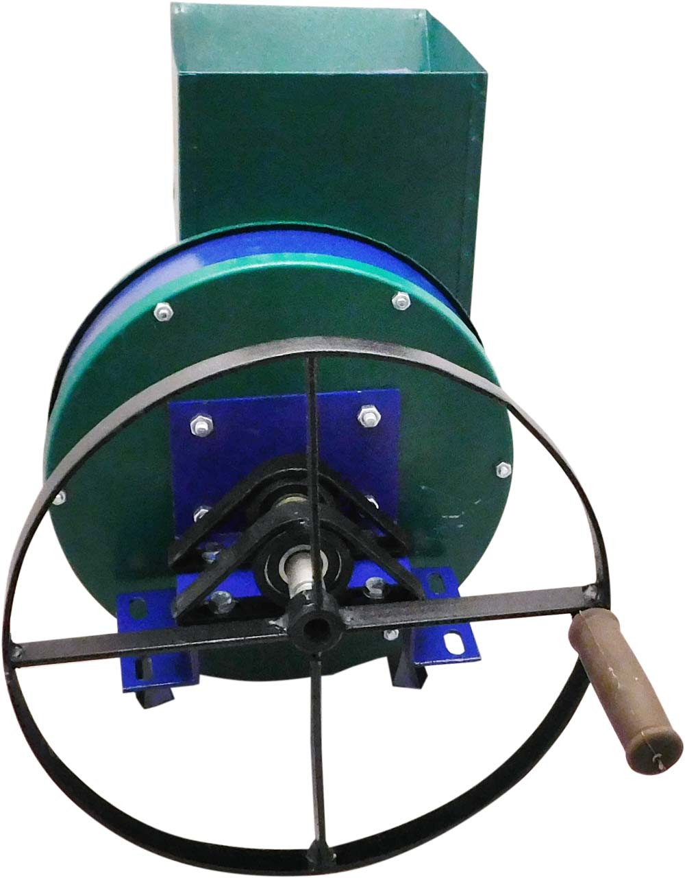 Корморезка дискова ручна /подрібнювач овочів та фруктів/ ПОФ1
