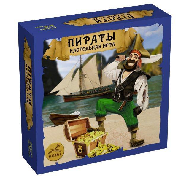 Гра Arial Пірати (Укр) (4820059911234)