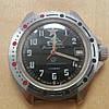 Командирские Танк механические часы Восток СССР