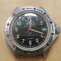 Командирские Танк механические часы Восток СССР , фото 1
