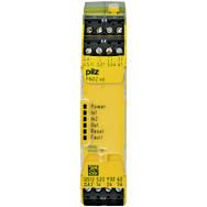 750106 Реле безпеки PNOZ s6 24VDC 3 n/o 1 n/c, фото 2