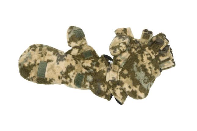 Перчатки-варежки зимние - мультикам , фото 2