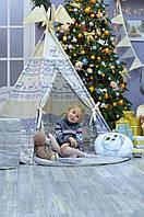 Комплект с вигвамом детский игровой «Скандинавия», фото 1