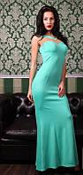 Длинное платье лю836, фото 1