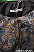 """Женская куртка """"БУКОВЕЛЬ"""" в больших размерах z-10uk874, фото 3"""
