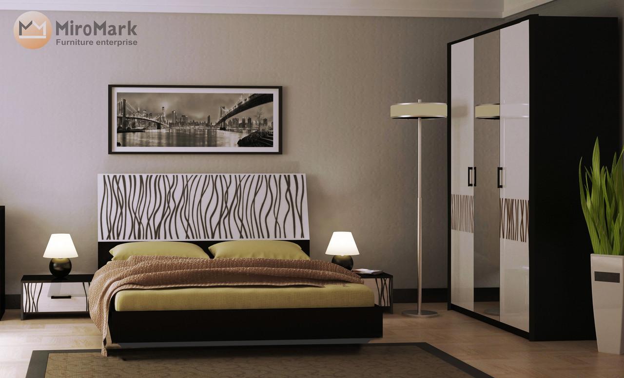 Спальня Терра 3Д Миро-Марк
