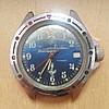 Командирские Подводная лодка механические часы