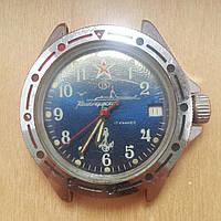 Командирские Подводная лодка механические часы , фото 1